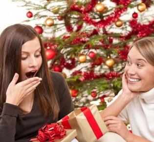 Идеи подарков для подруги на Новый год – 150+ вариантов новогодних подарков подруге