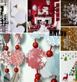 Новогодний декор 2022: украшаем квартиру к новому году
