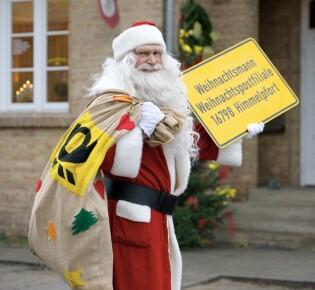 Немецкий Дед Мороз