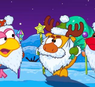 Мультфильмы про Деда Мороза