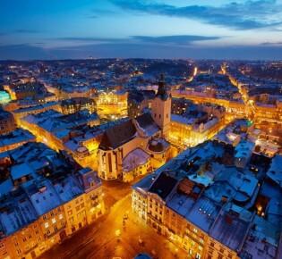 Новый год и Рождество во Львове: где встретить и как провести