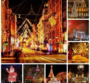 Новый год и Рождество в Европе 2020: куда поехать? 8 дельных советов