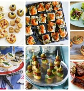 Новогодние закуски 2022: 7 закусок для любого стола