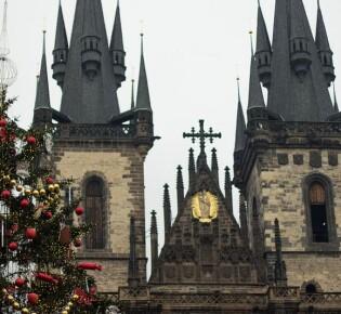 Как встретить Новый год 2020 в Чехии