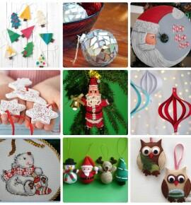 Новогодние игрушки своими руками: делаем новогодние игрушки на елку