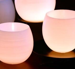 Свечи в форме воздушного шара: пошаговая инструкция с фото