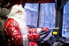 Как будет работать общественный транспорт Минска в Новогоднюю ночь