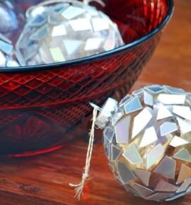 Новогодние шары своими руками – 35+ крутых идей елочных шаров с пошаговыми МК