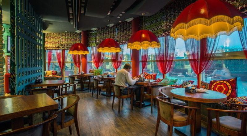 Чайхана Lounge Cafe