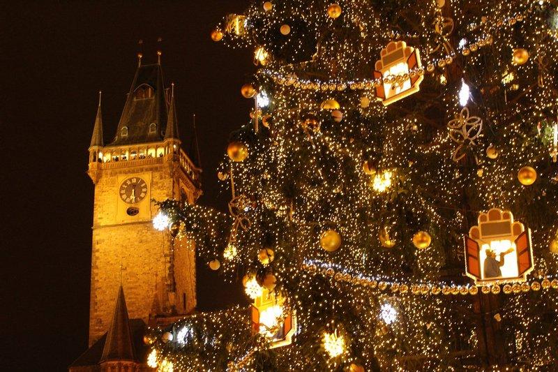 Новогодний тур в Прагу из Минска