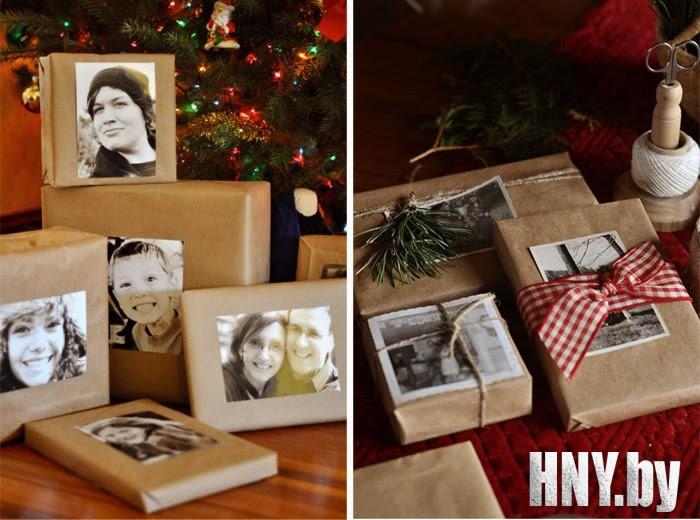 Упаковка новогодних подарков своими руками с фото