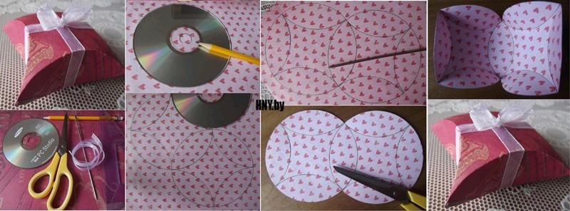 Новогодняя упаковка своими руками: пошаговая инструкция с фото