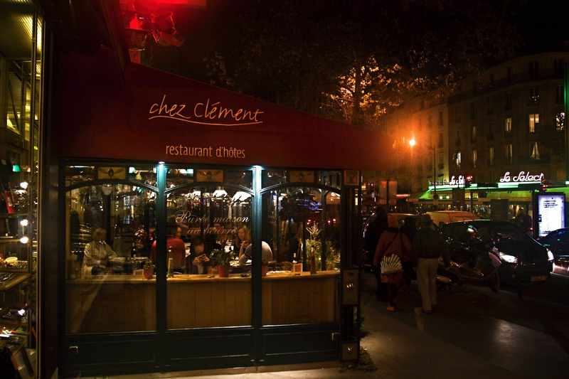 Ресторан Chez Clement