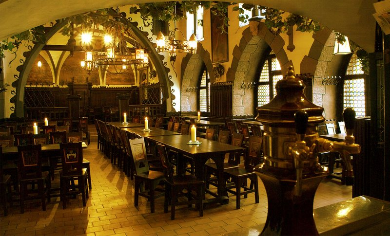 Restaurace U Fleku