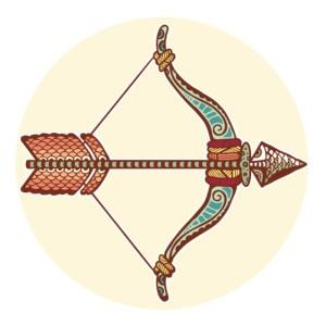 Любовный гороскоп на 2017 год для Стрельцов