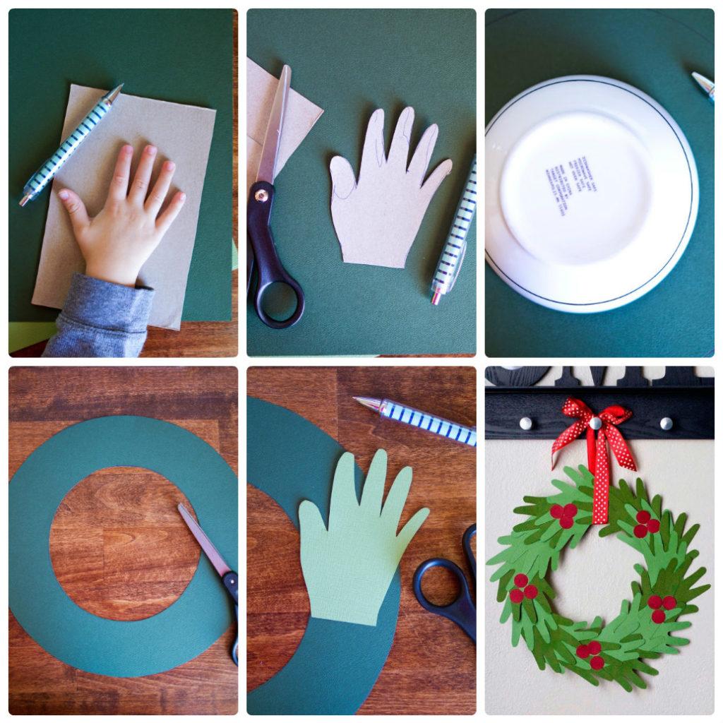 Сделать поделку своими руками из бумаги к новому году