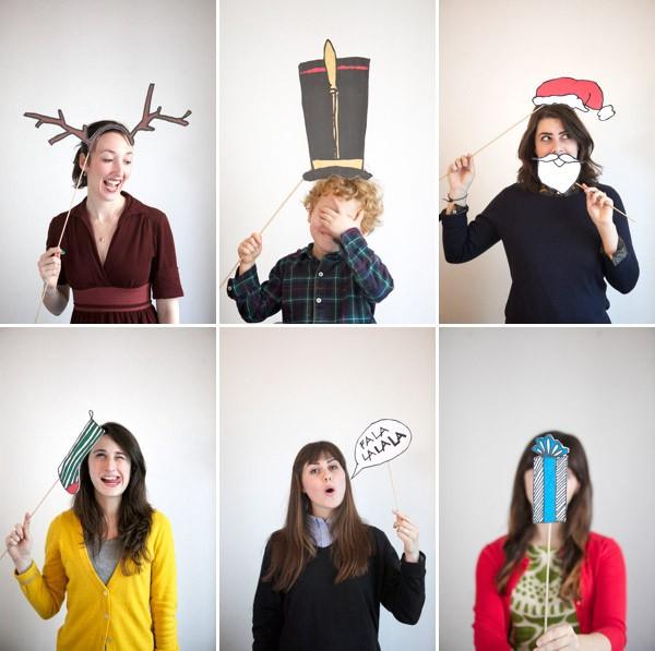 Новогодние схемы для вырезания: отличная фотоссессия на новый год