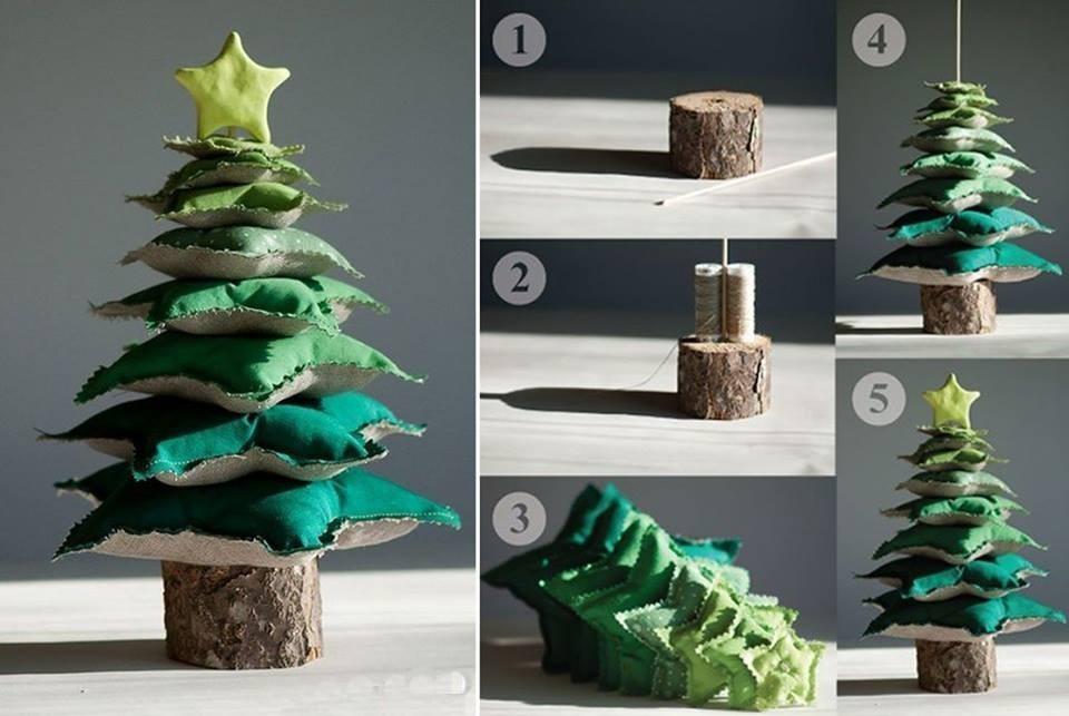Новогоднее оформление дома своими руками: делаем игрушки на елку