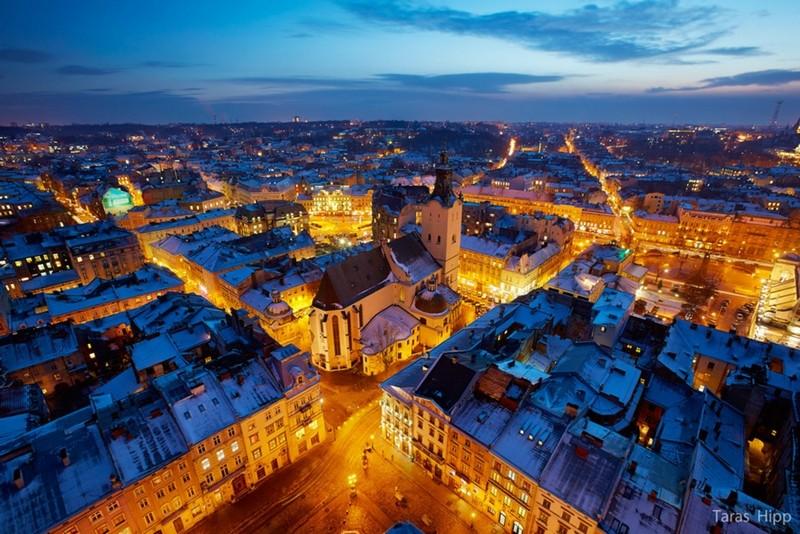 Где встретить Новый год во Львове