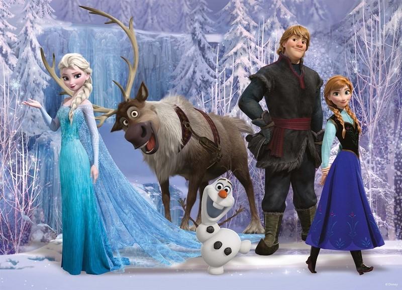 Новогодние мультфильмы для детей: Холодное сердце