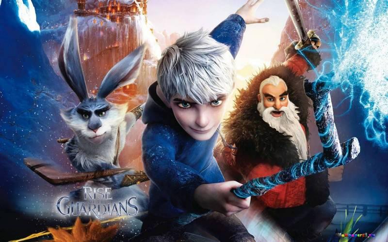 Новогодние мультфильмы для детей: Ледниковый период: Хранители снов