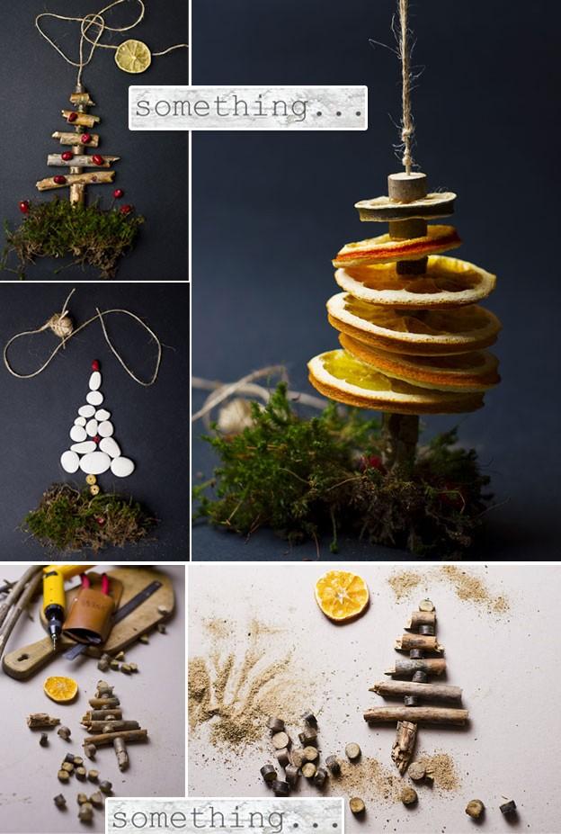 Новогодняя елка из сухофруктов