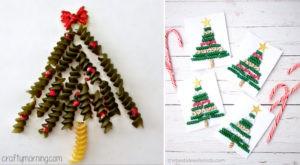Новогодние открытки своими руками, поделки на Новый год из подручных материалов