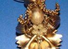 Ангелочек из макаронных изделий
