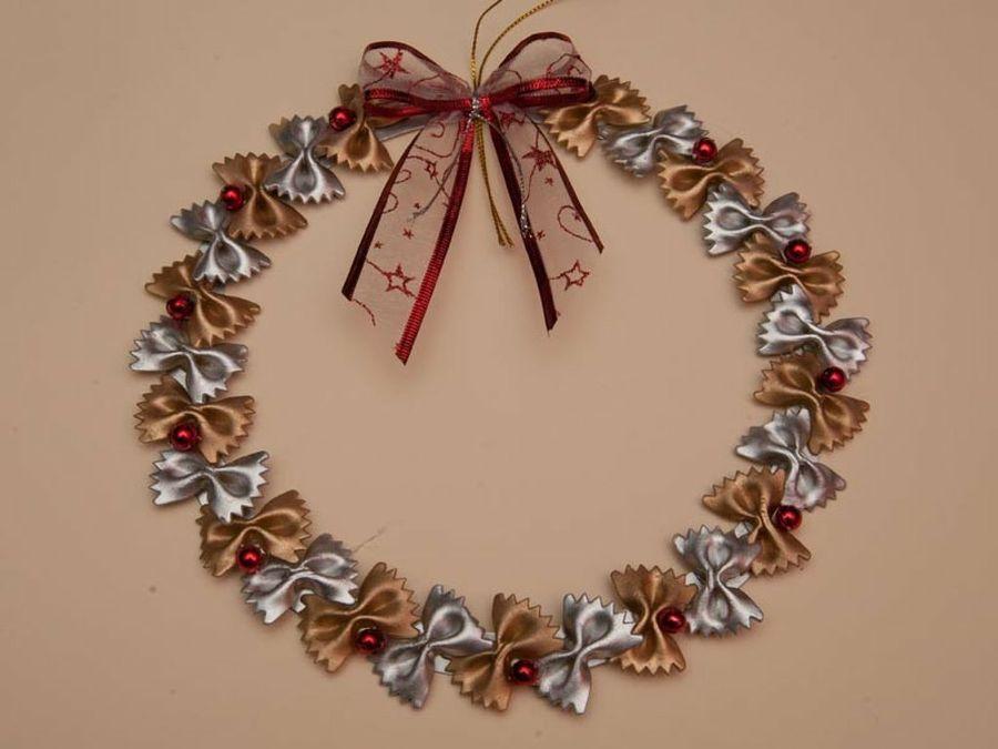 Поздравления к подарку ожерелье из макарон