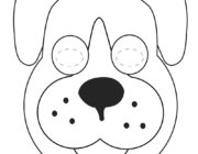 Маски животных: Собака