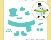 felt_53-180x140 Снеговик своими руками на праздник Новый год
