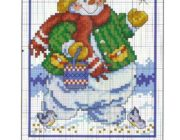 snowman_vyshivka-007-180x140 Снеговик своими руками на праздник Новый год
