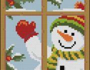 snowman_vyshivka-014-180x140 Снеговик своими руками на праздник Новый год