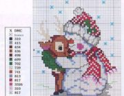 snowman_vyshivka-022-180x140 Снеговик своими руками на праздник Новый год