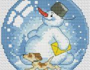 snowman_vyshivka-023-180x140 Снеговик своими руками на праздник Новый год
