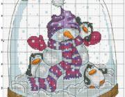 snowman_vyshivka-028-180x140 Снеговик своими руками на праздник Новый год