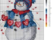 snowman_vyshivka-034-180x140 Снеговик своими руками на праздник Новый год