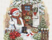 snowman_vyshivka-039-180x140 Снеговик своими руками на праздник Новый год