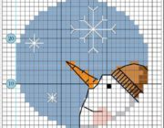 snowman_vyshivka-041-180x140 Снеговик своими руками на праздник Новый год