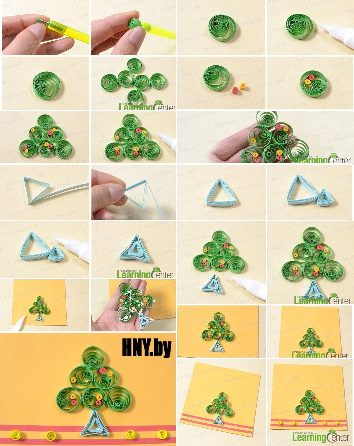 Новогодние поделки своими руками фото инструкция фото 828